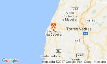 Mapa Torres Vedras Casa 48626
