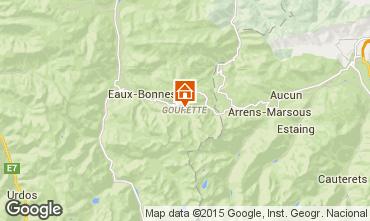 Mapa Gourette Est�dio 60507