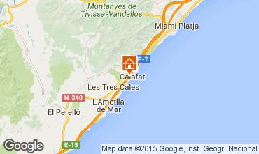 Mapa Tarragona Vivenda 98921