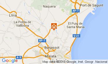 Mapa Val�ncia Vivenda 73432