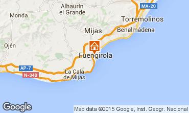 Mapa Fuenguirola Bungalow 97666