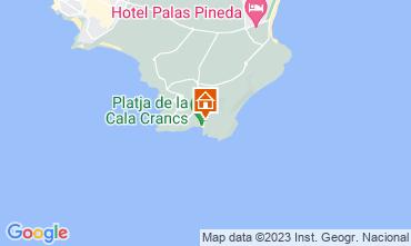 Mapa Salou Apartamentos 66831