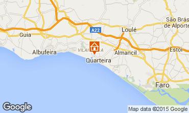 Mapa Vilamoura Apartamentos 35295