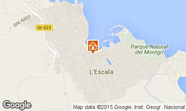 Mapa L'escala Casa 55043