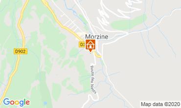 Mapa Morzine Apartamentos 66830