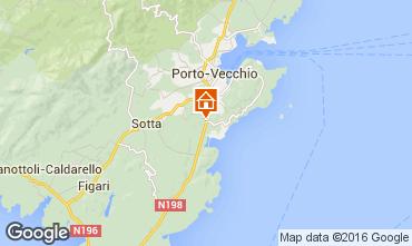 Mapa Porto Vecchio Vivenda 79272