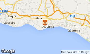 Mapa Albufeira Apartamentos 47517