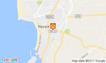 Mapa Nazaré Apartamentos 108785