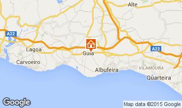 Mapa Albufeira Vivenda 82023