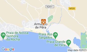 Mapa Arma��o de Pera Apartamentos 49190