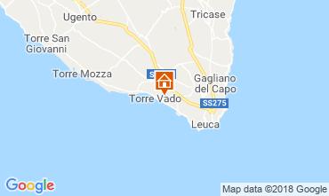 Mapa Torre Vado Alojamento insólito/Moradia atípica  116142
