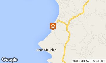 Mapa Sainte Anne (Martinique) Estúdio 54186