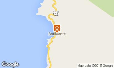 Mapa Bouillante Apartamentos 95689