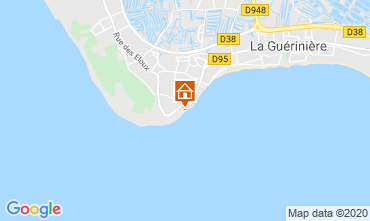 Mapa La Guérinière Casa 27889