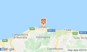 Mapa Cefalù Apartamentos 70619