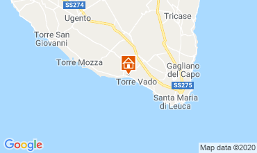 Mapa Pescoluse Casa 45348