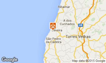 Mapa Ericeira Vivenda 72359