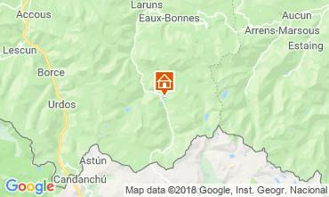 Mapa Artouste-Fabrèges Apartamentos 67459