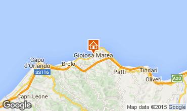 Mapa Gioiosa Marea Apartamentos 70251