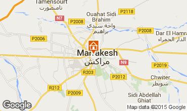 Mapa Marraqueche Casa 28351