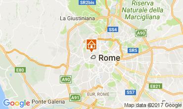 Mapa Roma Apartamentos 112414