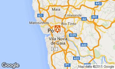 Mapa Porto Apartamentos 75774