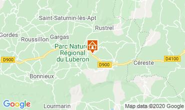 Mapa Apt Casa de turismo rural/Casa de campo 119190