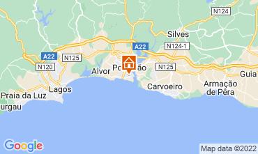 Mapa Portimão Apartamentos 87050