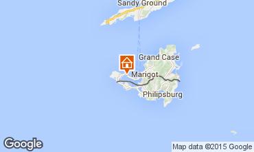 Mapa Nettle bay Apartamentos 100757