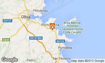 Mapa San Teodoro Apartamentos 75513