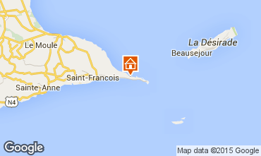 Mapa Saint Francois Vivenda 78414