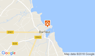 Mapa Barfleur Casa 114890