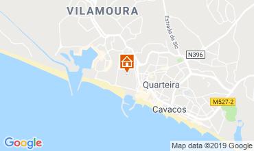 Mapa Vilamoura Apartamentos 118060