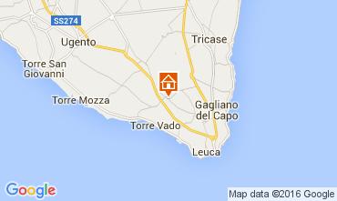Mapa Pescoluse Casa 105614