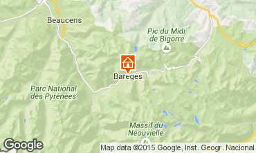 Mapa Barèges Estúdio 59518