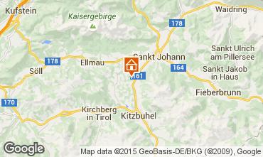 Mapa Kitzbühel Apartamentos 19664