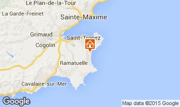 Mapa Ramatuelle Mobil Home 5671