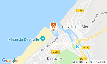 Mapa Deauville Estúdio 18891