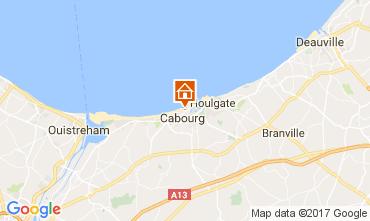 Mapa Cabourg Apartamentos 76183