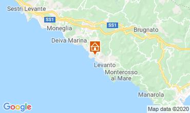 Mapa Bonassola Apartamentos 107580