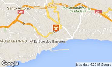 Mapa Funchal Apartamentos 59649