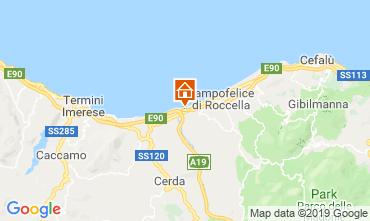 Mapa Campofelice di Roccella Apartamentos 76925