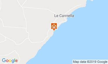 Mapa Isola di Capo Rizzuto Casa 111306
