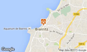 Mapa Biarritz Estúdio 50968