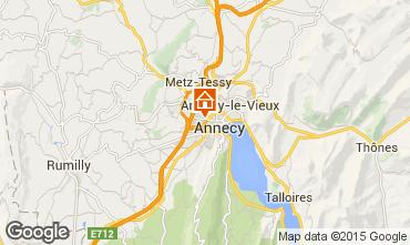 Mapa Annecy Estúdio 79533