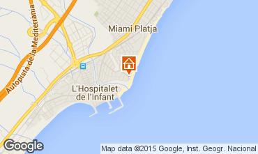 Mapa Miami Playa Casa 62674