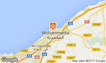 Mapa Mohammedia Apartamentos 11711