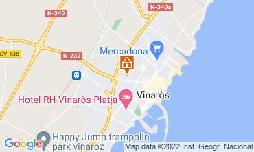 Mapa Vinar�s Apartamentos 104501
