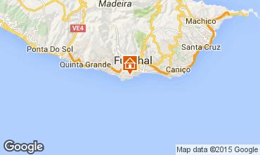 Mapa Funchal Est�dio 78026