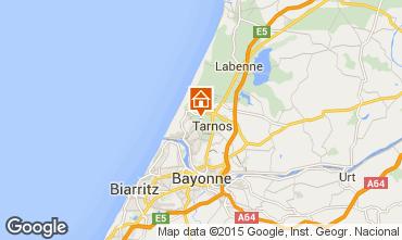 Mapa Biarritz Vivenda 17168